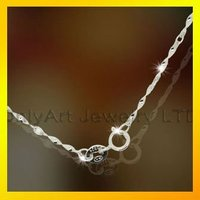 fashion real silver chain jewelry vendor