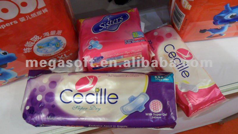 Sanitary Napkins Sanitary Towel from Manufacturer in China