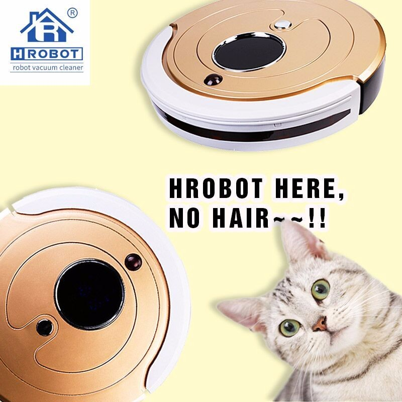 Intelligent automatic charging slim floor cleaner vacuum cleaner sweeper robot