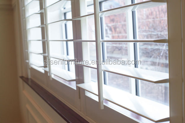 White blinds international timber shades wooden louver plantation shutters plantation