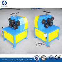 Price of Angle Iron Bending Machine Steel Plate Rolling Machine Making For Steel Ring