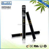 China Manufactory Wholesale Price disposable mini cigarette with 0.8ml refillable Tank cartridge
