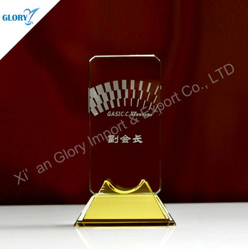 China factory wholesale competitive price awards and plaques online