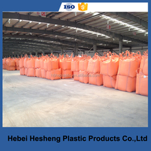 Flat bottom pp bulk container bag liner bag for sang