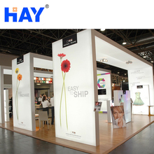 Visual Impact Light Box Exhibition Stand From Shanghai To Usa