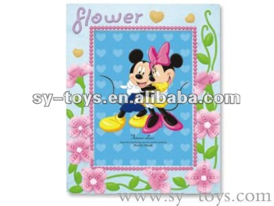 Spray color Photo frame