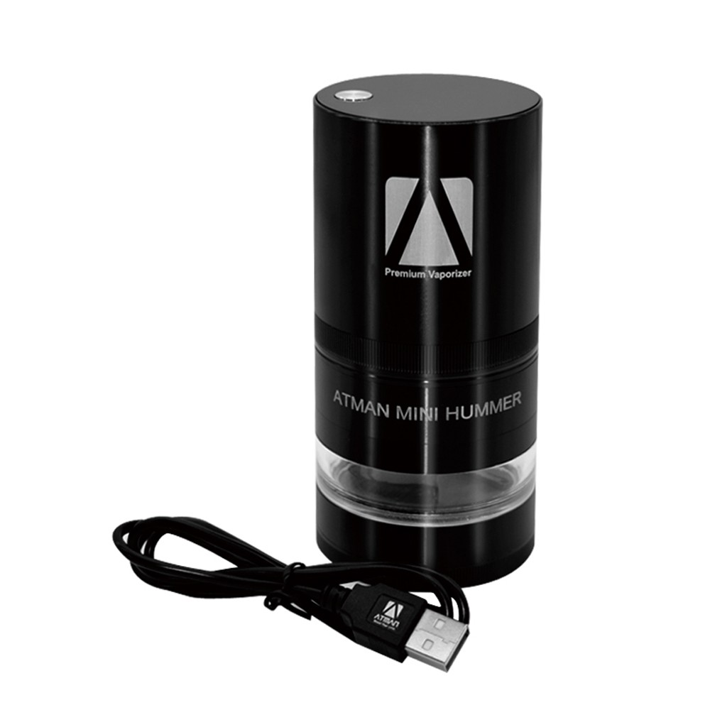 Atman hummer The first E-grinder in the world electric herb grinder portable herb grinder