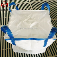 1 ton pp jumbo bag/pp big bag/ton bag for sand, building material, chemical, fertilizer, flour etc