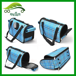 with curtain pet folding bag dog backpack carrier