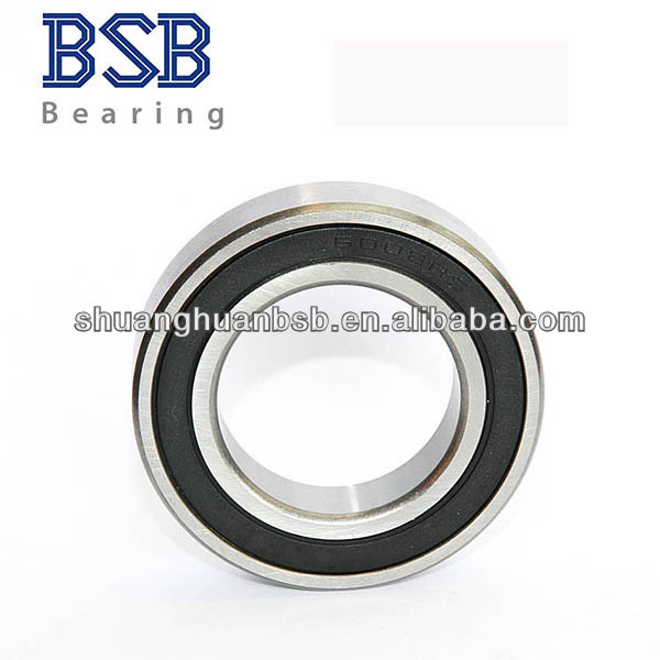 agricultural machinery deep groove ball bearing 6008 manufacturer