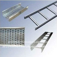 Cable Trays & Ladder Galvanised & Stainless Steel