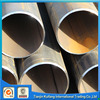 Low carbon round astm a500 steel pipe
