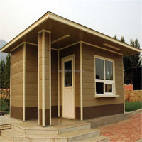 FRSTECH low cost prefabricated houses prefabricated wood houses chinese wood houses