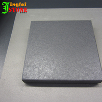 china absolute Waterjet black granite with good quality