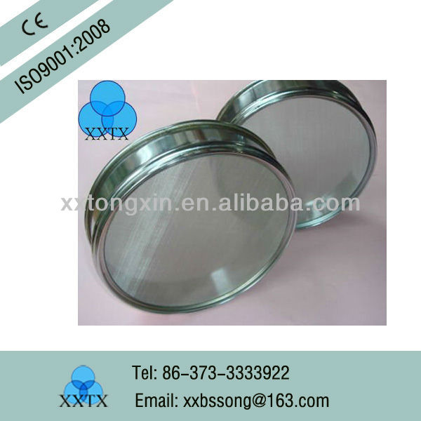 New 90 micron stainless steel 304 filter screen sieve