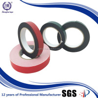 BV certificate 1mm high temperature resistant double sided foam tape