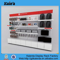 new design accessories display rack/display stand for mobile accessories/cell phone accessory display rack
