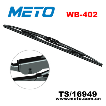 metal frame wiper blades for cars