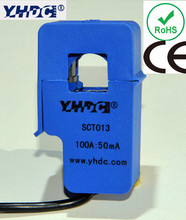 23 years celebration Split core 100A/50mA 13mm opening current sensor