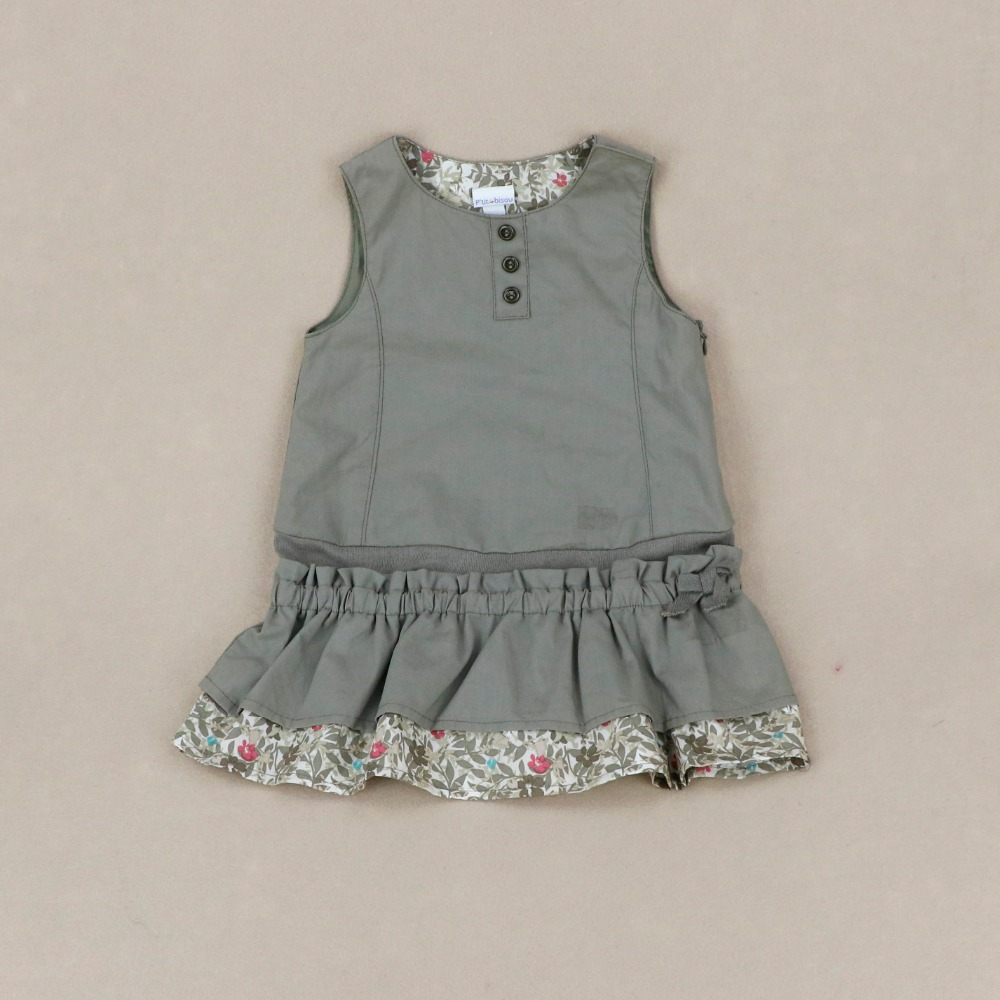New fashion clothes design sleeveless baby girls frocks/dresses for summer