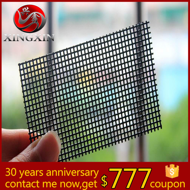 304 stainless steel woven security anti theft window screen mesh