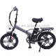 New design alloy folding electric bicycle fat e bike