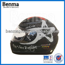 composite motorcycle helmet,double visor helmet for motorcycle,safe with high quality and reasonable price