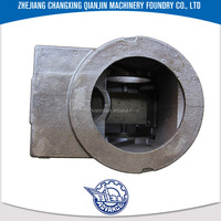 Iron High pressure OEM Service Available HT20 K06 industrial reducer ingot casting moulds