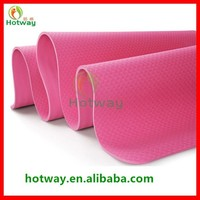 Most Popular Floding ECO-friendly TPE Yoga Mat Wholesale in Suzhou