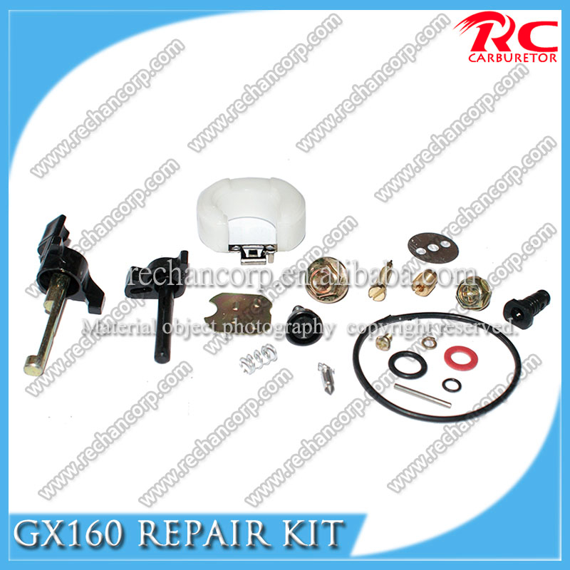 Carb Rebuild Repair Kits For HONDA GX160 168F Engine Carburetor