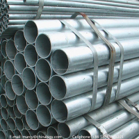 Water conveying pipe ASTM/JIS/EN/DIN/BS/API standard galvanized steel pipe