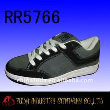 2012 fashion flat skateboard shoes for men