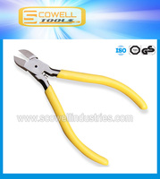 "Online Wholesales:5"" inch diagonal side cutting pliers MOQ 10pcs,only need $3.5/pc"