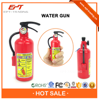 Hot selling fire extinguisher mini water gun toy for sale