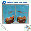 custom printing cookie bag snack packaging bags / ziplock pouches printing lamination