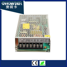 Factory price High Voltage D-120 120 3A 5A 10A 12A AC DC dual Output Power Supply ,LED SMPS 24V 12V 5V Swiching Power Supplies