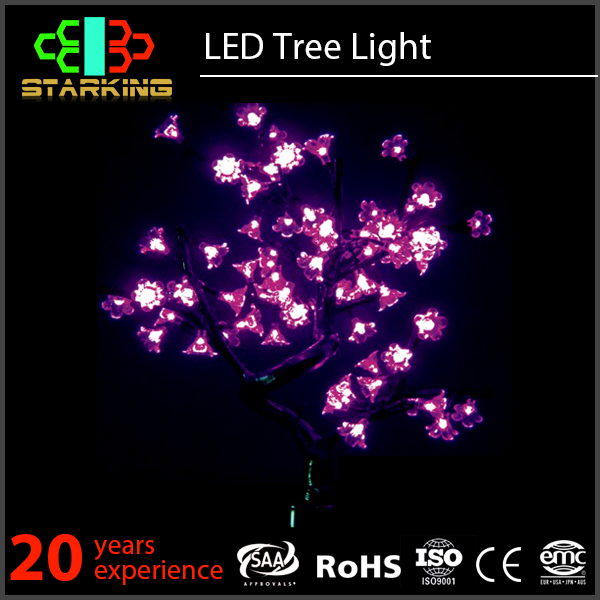high quality top selling factory price christmas led flower tree lights