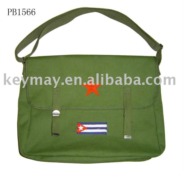 Marine style messenger bag lady shopping bag