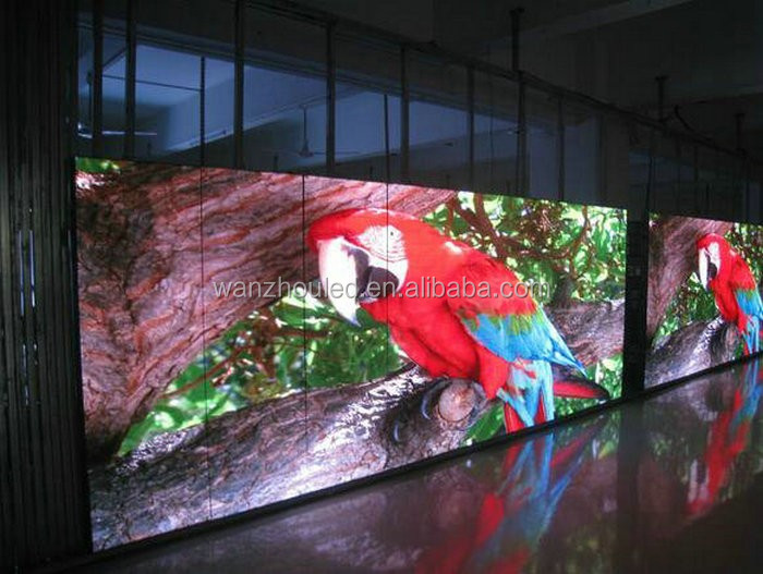 Custom Full Color P3 Indoor LED Display with Nova and Linsn Control Card