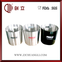 2.8L stainless steel ice buckets for beer