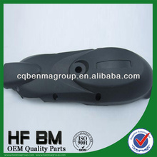 scooter GY6-125 engine side cover, scooter GY6 engine plastic parts, plastic plug for motorcycle