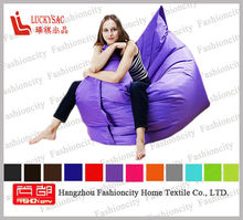 New Arrival Bean Bag Single Square Easy Carry Sofa Chair