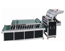 Full automatic flute laminator machine small automatic laminating machine for cardboard