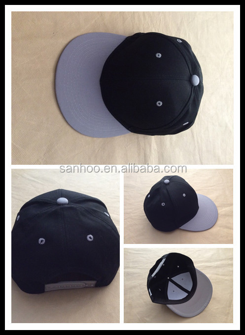 2016 New Style Fashion Headwear Custom 3D Embroidery Snap Back Cap