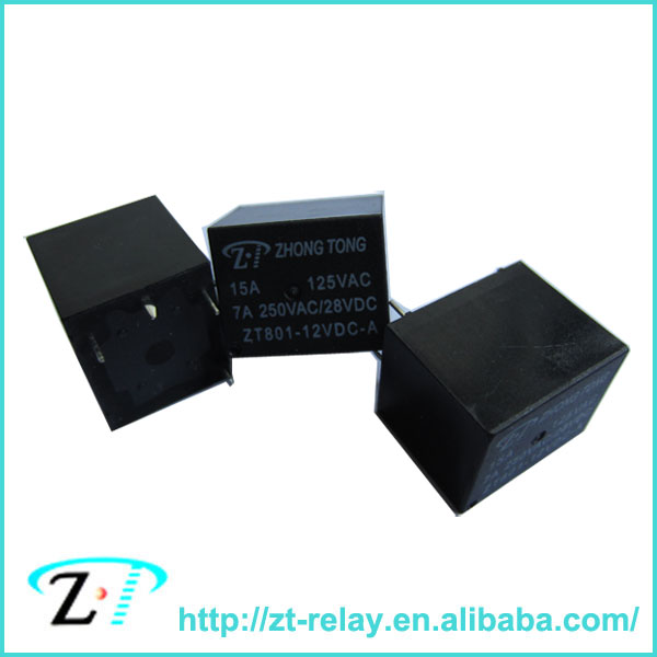 T73 general relay 15A auto relay (OEM/ODM) jqx 3f relay