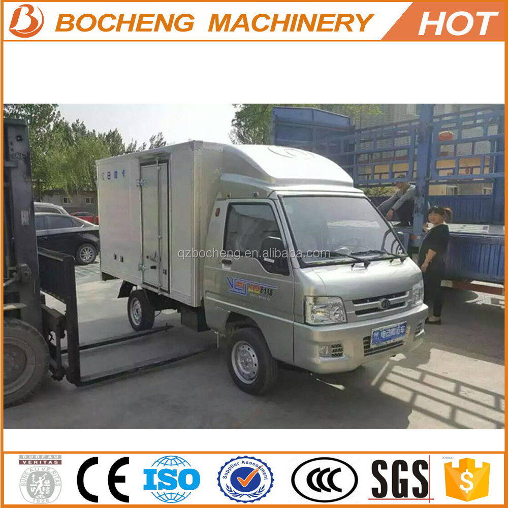 Small Electric Cargo Van Truck With EEC