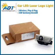 High power 5W logo laser projector light