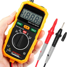 2000 Counts Display Automatic Mini Type Pocket Multimeter
