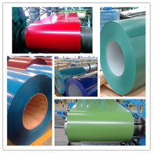 PPGI PPGL steel coil making Metal roofing panel materials corrugated galvanized steel sheet