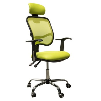 Adjustable Mesh High Back Computer Desk Office Task Chair w/ Headrest